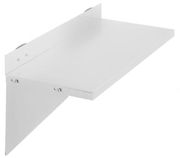RasterPlan Stahlboden / Ablage, RAL 7035 435 x 250 mm.