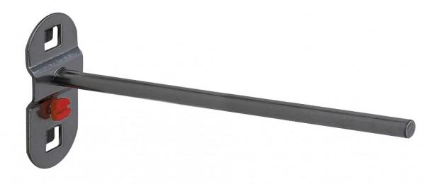 RasterPlan Werkzeughalter gerader Dorn, 150 mm, anthrazitgrau.
