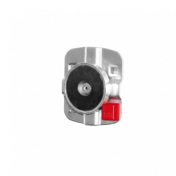 RasterPlan/ABAX Magnethalter 40 mm D., alufarben.