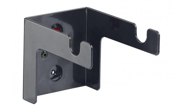 RasterPlan Spulenhalter anthrazitgrau Achse: max. Durchm. 17 mm.