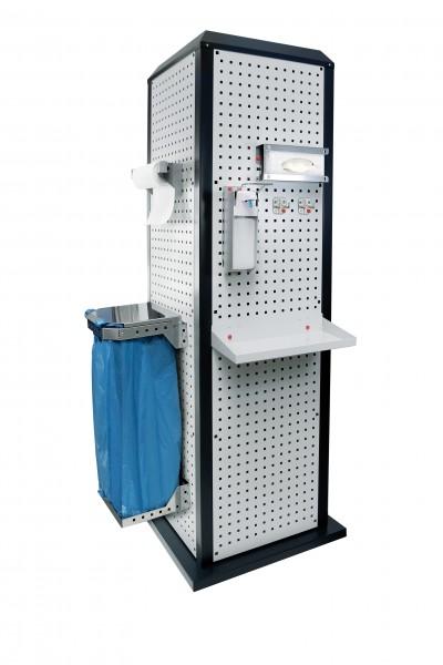 RasterPlan ToolTower groß Mod 3 stationär RAL 7035/7016