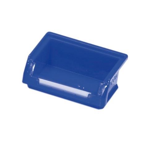 RasterPlan Lagersichtkasten Gr. 8 blau, 85 x 105 x 45 mm.