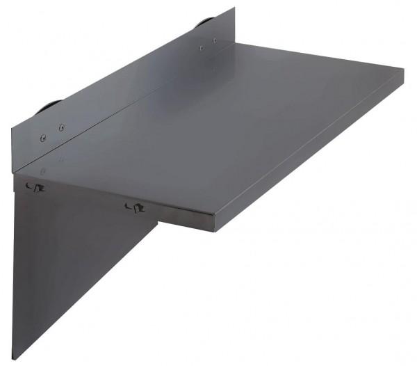 RasterPlan Stahlboden / Ablage, 435 x 250 mm, anthrazitgrau.