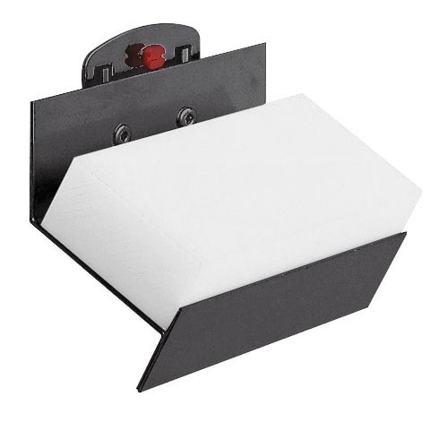 ®RasterPlan Werkzeugaufnahme zum Selbstbohren Breite 120 mm x Tiefe 55 mm Anthrazitgrau