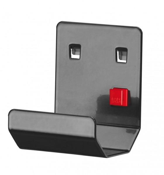 RasterPlan/ABAX Rohrhalter D 62 mm, anthrazitgrau.