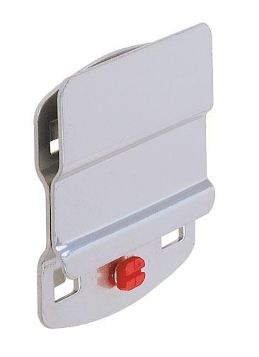 ®RasterPlan Lagersichtkastenhalter 1-fach Für 1 Kasten der Kastengrößen 7 und 8 Alufarben