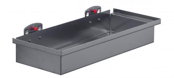 ®RasterPlan Ablagebox, groß Breite 320 mm x Tiefe 135 mm x Höhe 55 mm Anthrazitgrau