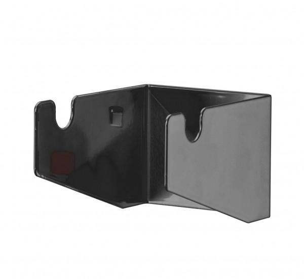 ®RasterPlan/ABAX® Spulenhalter Bis zu einem Achsmaß von 17 mm Anthrazitgrau