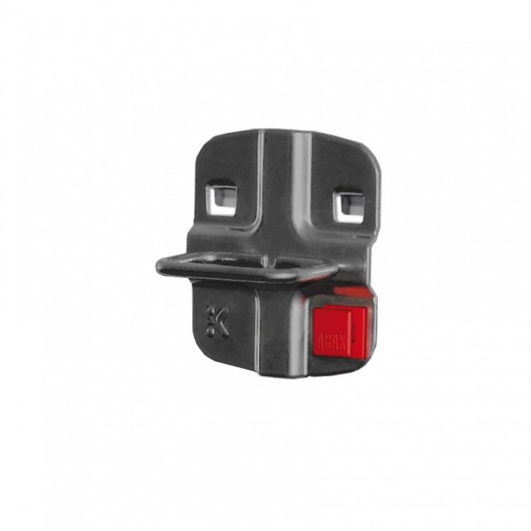 ®RasterPlan/ABAX® Zangenhalter Breite 50 mm x Tiefe 75 mm Anthrazitgrau