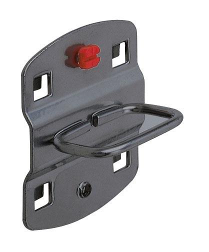 ®RasterPlan Zangenhalter Breite 55 mm x Tiefe 20 mm Anthrazitgrau