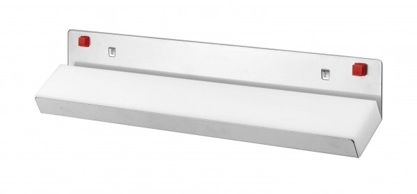 RasterPlan/ABAX Werkzeugaufnahme z. Selbst-, bohren L 390 mm, alufarben.