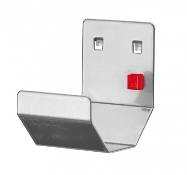 RasterPlan/ABAX Rohrhalter D 100 mm, alufarben.