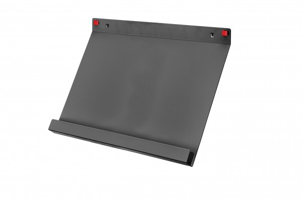 ®RasterPlan/ABAX® Prospekthalter DIN A 3 Breite 440 mm x Höhe 330 mm Anthrazitgrau