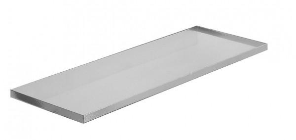 Fachboden B1000 x T500 mm verzinkt, inkl. Bodenträger