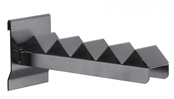 ®RasterPlan Wellenträger anthrazitgrau, L 200 mm.