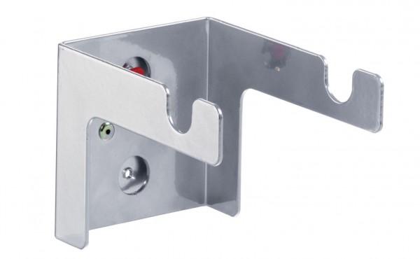 RasterPlan Spulenhalter alufarben Achse: max. Durchm. 17 mm.