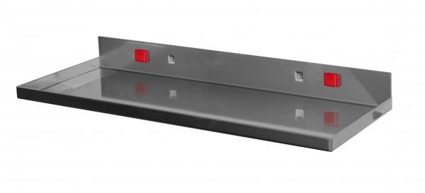 ®RasterPlan/ABAX® Ablageplatte Breite 445 mm x Tiefe 150 mm Anthrazitgrau