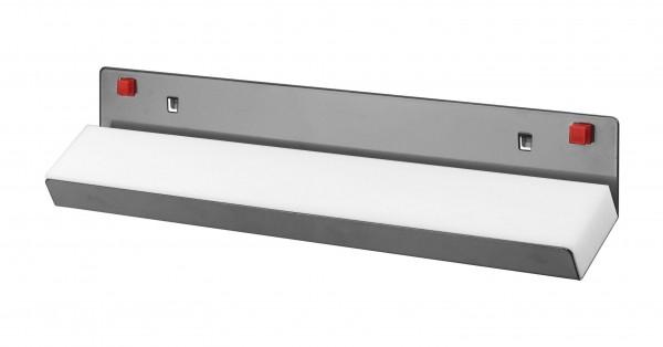 RasterPlan/ABAX Werkzeugaufnahme z. Selbst-, bohren L 390 mm, anthrazitgrau.