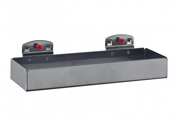 RasterPlan Ablagebox klein, H 35 x B 250 x T 80 mm, anthrazitgrau.
