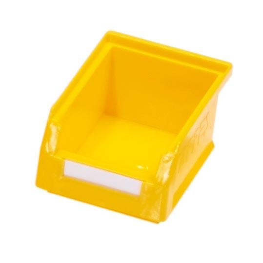 RasterPlan Lagersichtkasten Gr. 7 gelb, 160 x 105 x 75 mm.