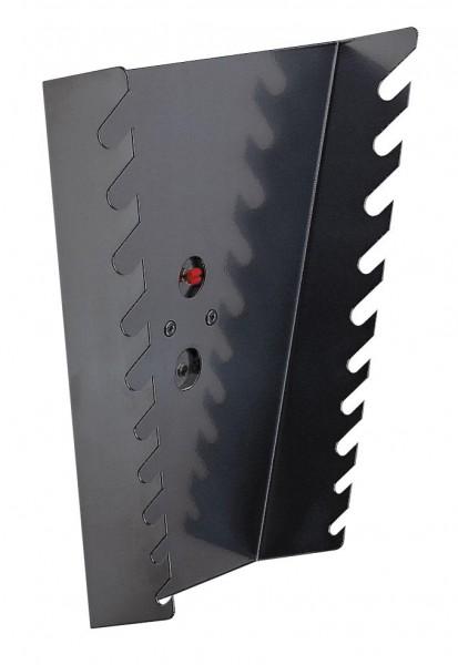 ®RasterPlan Ringschlüsselhalter, senkrecht Für 10 Schlüssel Anthrazitgrau