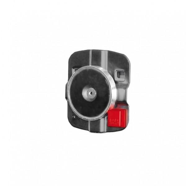 ®RasterPlan/ABAX® Magnethalter Durchmesser 40 mm Anthrazitgrau