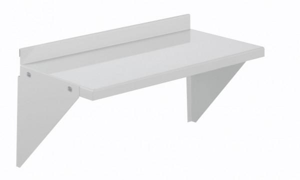RasterPlan Stahlboden 450 x 220 mm, RAL 7035 für Schlitzplatte.