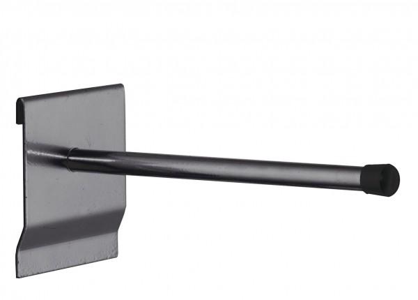 RasterPlan Universalhalter rund 200 mm, anthrazitgrau.